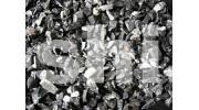Черная мраморная крошка (щебень) фракция 5-10мм