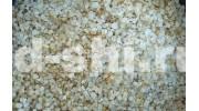 Медовая мраморная крошка (щебень) фракция 2,5-5 мм